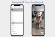 Facebook ปล่อยลูกเล่นใหม่ 3D Photo ออกมาให้ใช้งานแล้ว(คลิป)