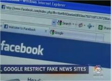 เฟซบุ๊กจัดการข่าวปลอม ใช้เครื่องหมายระบุ