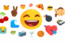 เจ๋ง!!Facebook เปิดตัว Emoji ใหม่มากกว่าร้อยแบบให้ใช้งาน!